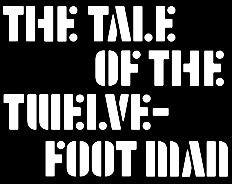 twelve foot man front cover square FINAL